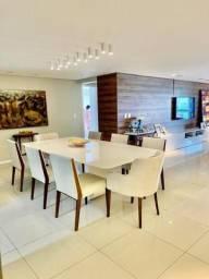 Exelente apartamento com 4 suítes - 204m²