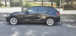 BMW X1 2013 COM Interior Caramelo