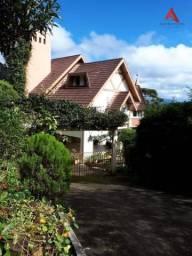 Casa à venda com 4 dormitórios em Santa cruz, Santo antônio do pinhal cod:5290