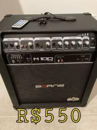 Amplificador Borne M100 Plus