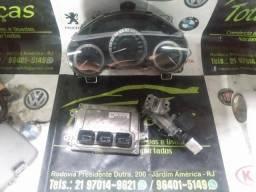 Kit modulo de injeção Honda city 1.5 16v automático 2013 2014
