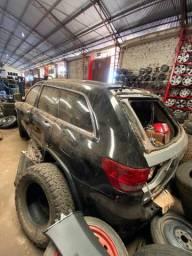 Sucata peças Jeep Grand Cherokee 2013