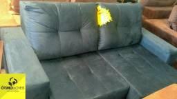 Sofá reclinável apenas R$:1299