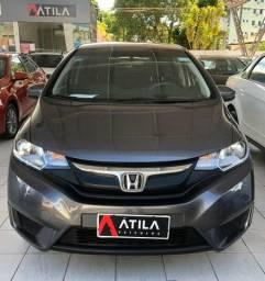 Honda fit 2017 1.5 19 mil km rodado unico dono extra!!! - 2017