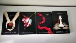 Box livros Saga Crepúsculo