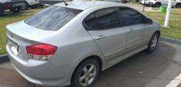 Honda City DX 2011 Prata R$ 29.800,00 - 2011