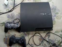 Troco PS3 slim novo