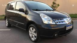 Nissan Livina Sl 1.6 Flex Manual - 2010