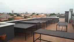 Alugo terraço, espaço com equipamento para bronzeamento-48