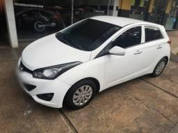 Hyundai - HB-20 1.0 Flex Branco 2014 - 2014