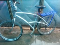 Bicicleta aluminio caloi 100
