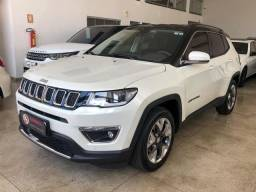 COMPASS 2017/2017 2.0 16V FLEX LIMITED AUTOMÁTICO - 2017