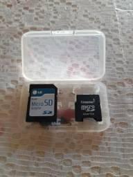 Adaptador de MicroSD