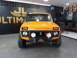 Oportunidade Niva Lada 1.6 4x4 - 1991