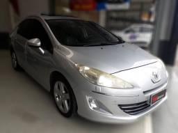 Peugeot 408 Sedan Griffe 2.0 Flex 16V 4p Aut