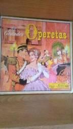 Discos de Vinil - As Grandes operetas