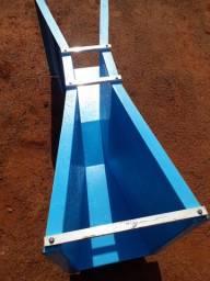 CALHA PARSHALL - Medidor de Vazão de água
