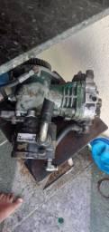 Compressor de ar do motor cummis mecanico