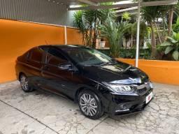 Honda City Exl Cvt Flex 2019/2019 - Apenas 12.000 Km, igual zero, financiamos!
