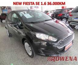New Fiesta Se 1.6 Apenas 36.000Km