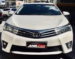 Toyota Corolla Xei 2.0 2015 Branco Automático Flex