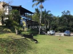 (P) Chácara na Vargem Grande em Florianópolis com 4 casas mobiliadas