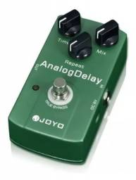 Pedal Joyo Analog Delay Guitarra Novo! Nunca utilizado!!