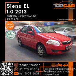 Fiat Siena EL 1.0 2013