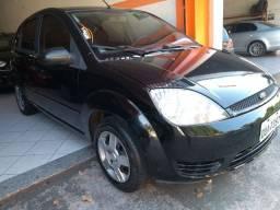05 - Ford - Fiesta 1.6 Flex Completo - Baixo km !