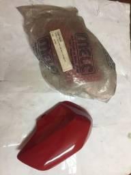 Cobertura do garfo Diant C100 Biz 2001 Vermelha