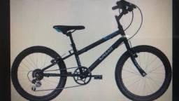 Bicicleta Caloi aro 20 com 5 marchas