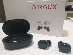 Fones Bluetooth Airaux AA-UM4 ( Novo na caixa )