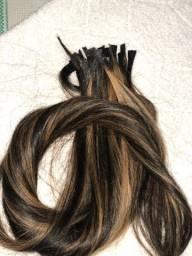 Mega hair?