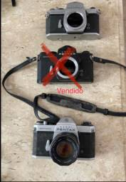 Câmeras Pentax Asahi Spotmatic