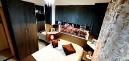 Moderno e impecável apt Imirim 2 dorm com armários, sacada, 1 vaga e lazer completo