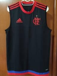 Regata Flamengo Adidas Performance Treino 2015 - 450 anos Rio de Janeiro