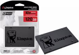 Kingston digital a400 ssd 120gb-Garantia de 03 anos-(Lojas Wiki)