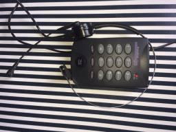 Aparelho telefonico Practica, para uso com headset
