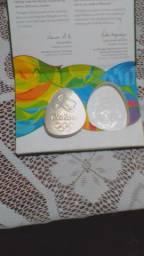 Vendo medalha
