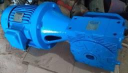 Motoredutor com motor 03 cv e redutor 1/30