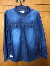 Camisa Jeans TAM 14