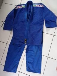 Kimono Senshi Azul A4