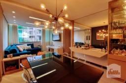 Apartamento à venda com 3 dormitórios em Santo antônio, Belo horizonte cod:319086