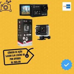 Câmera de ação Sjcam Sj6 Legend 4k - Lacrada