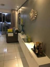 Apartamento para venda possui 66 metros quadrados com 2 quartos em Poço - Maceió - Alagoas