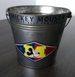 Baldinho Mickey Mouse Antigo