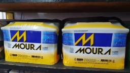 Título do anúncio: Bateria Barata Moura 60Ah