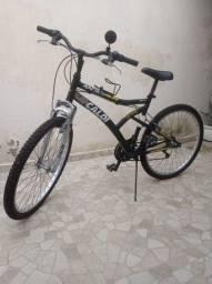 Bicicleta Semi-Nova Caloi Aro 26