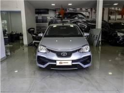 Título do anúncio: Toyota Etios 1.5 xs sedan 16v flex 4p automático