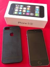 iPhone 5S, em ótimo estado